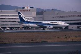 福岡空港 - Fukuoka Airport [FUK/RJFF]で撮影されたエアーニッポン - Air Nippon [EL/ANK]の航空機写真