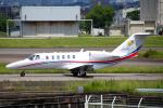 yabyanさんが、名古屋飛行場で撮影した静岡エアコミュータ 525A Citation CJ2+の航空フォト(飛行機 写真・画像)