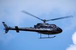 yabyanさんが、名古屋飛行場で撮影した日本法人所有 AS350B Ecureuilの航空フォト(飛行機 写真・画像)