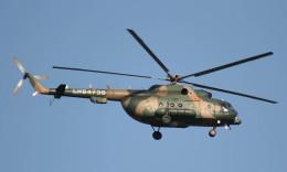 素快戦士さんが、BJTZで撮影した某国陸軍  陸航第4旅団所属 Mi-17-1の航空フォト(飛行機 写真・画像)