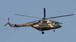 素快戦士さんが、BJTZで撮影した某国陸軍 陸航第4旅団所属 武装ヘリ Mi-17-1Vの航空フォト(飛行機 写真・画像)