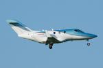 よっしぃさんが、成田国際空港で撮影した日本法人所有 HA-420の航空フォト(飛行機 写真・画像)