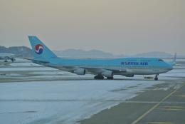 bachi51さんが、仁川国際空港で撮影した大韓航空 747-4B5の航空フォト(飛行機 写真・画像)
