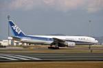 Gambardierさんが、高松空港で撮影した全日空 777-281の航空フォト(飛行機 写真・画像)