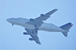 jutenLCFさんが、中部国際空港で撮影したボーイング 747-4J6(LCF) Dreamlifterの航空フォト(飛行機 写真・画像)