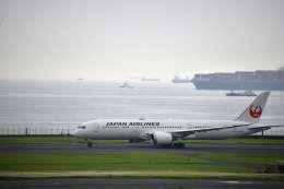シャークレットさんが、羽田空港で撮影した日本航空 787-9の航空フォト(飛行機 写真・画像)