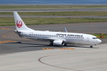 ANA744Foreverさんが、中部国際空港で撮影した日本航空 737-846の航空フォト(飛行機 写真・画像)