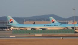 Rsaさんが、仁川国際空港で撮影した大韓航空 747-4B5F/ER/SCDの航空フォト(飛行機 写真・画像)