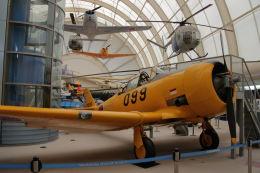石鎚さんが、所沢航空発祥記念館で撮影した航空自衛隊 T-6G Texanの航空フォト(飛行機 写真・画像)