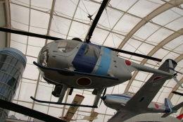 石鎚さんが、所沢航空発祥記念館で撮影した陸上自衛隊 OH-6Jの航空フォト(飛行機 写真・画像)