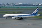 Gambardierさんが、羽田空港で撮影した全日空 777-281の航空フォト(飛行機 写真・画像)