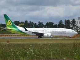 FT51ANさんが、成田国際空港で撮影した春秋航空日本 737-86Nの航空フォト(飛行機 写真・画像)