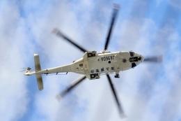 飛行機ゆうちゃんさんが、中部国際空港で撮影した海上保安庁 AW139の航空フォト(飛行機 写真・画像)