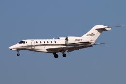 キャスバルさんが、フェニックス・スカイハーバー国際空港で撮影したアメリカ個人所有 750 Citation Xの航空フォト(飛行機 写真・画像)
