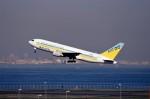 kumagorouさんが、羽田空港で撮影したAIR DO 767-281の航空フォト(飛行機 写真・画像)