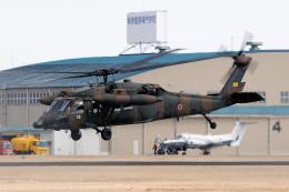 banshee02さんが、宇都宮飛行場で撮影した陸上自衛隊 UH-60JAの航空フォト(飛行機 写真・画像)