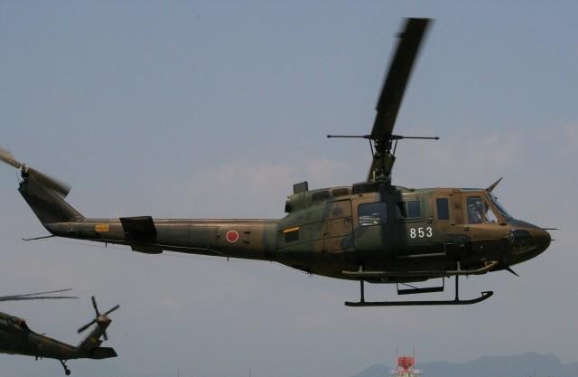 Smyth Newmanさんが、宇都宮飛行場で撮影した陸上自衛隊 UH-1Jの航空フォト(飛行機 写真・画像)