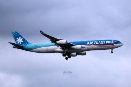 キットカットさんが、成田国際空港で撮影したエア・タヒチ・ヌイ A340-313Xの航空フォト(飛行機 写真・画像)