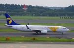 tasho0525さんが、成田国際空港で撮影したMIATモンゴル航空 737-8CXの航空フォト(飛行機 写真・画像)
