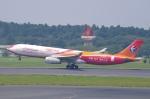 tasho0525さんが、成田国際空港で撮影した中国東方航空 A330-343Xの航空フォト(飛行機 写真・画像)