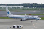 tasho0525さんが、成田国際空港で撮影した厦門航空 737-86Nの航空フォト(飛行機 写真・画像)