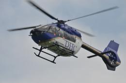 IL-18さんが、東京ヘリポートで撮影したディーエイチシー EC145T2の航空フォト(飛行機 写真・画像)