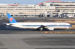 kuro2059さんが、羽田空港で撮影した中国南方航空 777-31B/ERの航空フォト(飛行機 写真・画像)