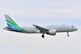 Hiro Satoさんが、スワンナプーム国際空港で撮影したランメイ・エアラインズ A320-214の航空フォト(飛行機 写真・画像)