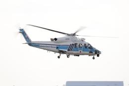 OS52さんが、関西国際空港で撮影した海上保安庁 S-76Dの航空フォト(飛行機 写真・画像)