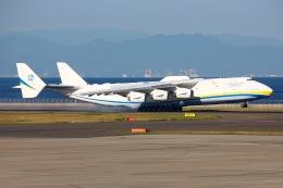 ふぉっくすさんが、中部国際空港で撮影したアントノフ・エアラインズ An-225 Mriyaの航空フォト(飛行機 写真・画像)