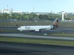 twinengineさんが、シドニー国際空港で撮影したフィジー・エアウェイズ 737-8X2の航空フォト(飛行機 写真・画像)