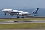 ANA744Foreverさんが、中部国際空港で撮影した全日空 777-281/ERの航空フォト(飛行機 写真・画像)