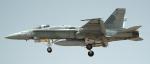 kekeさんが、OKASで撮影したクウェート空軍 F/A-18の航空フォト(飛行機 写真・画像)