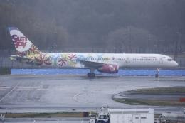 ふぉっくすさんが、成田国際空港で撮影したサンデー・エアラインズ 757-21Bの航空フォト(飛行機 写真・画像)