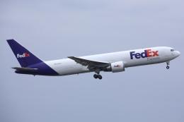 ふぉっくすさんが、成田国際空港で撮影したフェデックス・エクスプレス 767-3S2F/ERの航空フォト(飛行機 写真・画像)
