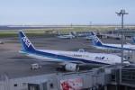 Mr.boneさんが、羽田空港で撮影した全日空 777-281/ERの航空フォト(飛行機 写真・画像)