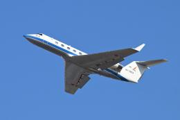masahiさんが、名古屋飛行場で撮影した航空自衛隊 U-4 Gulfstream IV (G-IV-MPA)の航空フォト(飛行機 写真・画像)