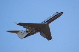 masahiさんが、浜松基地で撮影した航空自衛隊 U-4 Gulfstream IV (G-IV-MPA)の航空フォト(飛行機 写真・画像)
