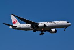 hirohiro77さんが、新千歳空港で撮影した日本航空 777-289の航空フォト(飛行機 写真・画像)