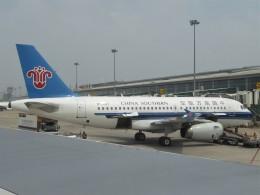 walker2000さんが、大連周水子国際空港で撮影した中国南方航空 A319-132の航空フォト(飛行機 写真・画像)
