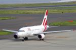 yabyanさんが、中部国際空港で撮影したユニバーサルエンターテインメント A318-112 CJ Eliteの航空フォト(飛行機 写真・画像)