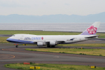yabyanさんが、中部国際空港で撮影したチャイナエアライン 747-409F/SCDの航空フォト(飛行機 写真・画像)