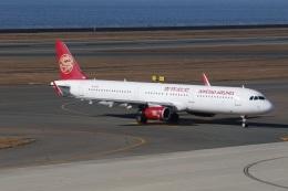 ショウさんが、中部国際空港で撮影した吉祥航空 A321-231の航空フォト(飛行機 写真・画像)