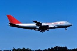 パール大山さんが、成田国際空港で撮影したノースウエスト・オリエント航空 747-251F/SCDの航空フォト(飛行機 写真・画像)