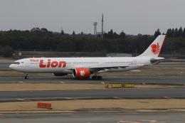 ショウさんが、成田国際空港で撮影したタイ・ライオン・エア A330-941の航空フォト(飛行機 写真・画像)