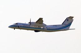 szkkjさんが、木更津飛行場で撮影した海上保安庁 DHC-8-315Q MPAの航空フォト(飛行機 写真・画像)