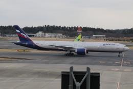 ショウさんが、成田国際空港で撮影したアエロフロート・ロシア航空 777-3M0/ERの航空フォト(飛行機 写真・画像)