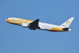 航空フォト:HS-XBA ノックスクート 777-200