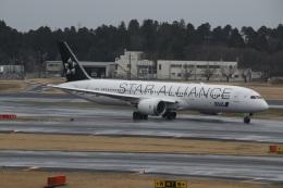 ショウさんが、成田国際空港で撮影した全日空 787-9の航空フォト(飛行機 写真・画像)