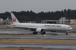 ショウさんが、成田国際空港で撮影した日本航空 777-346/ERの航空フォト(飛行機 写真・画像)